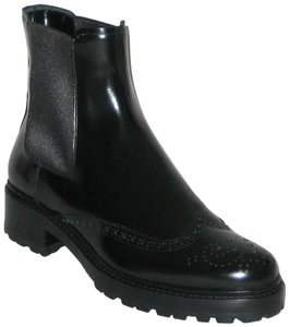 Michael Kors Collection Runway Runway Made In Italy Black Boots