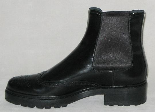 Michael Kors Collection Runway Runway Made In Italy Black Boots Image 3