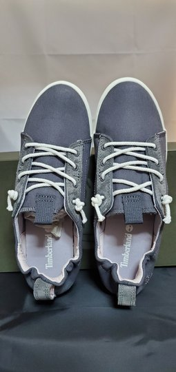 Timberland Grey Canvas Athletic Image 1