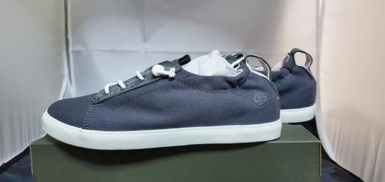 Timberland Grey Canvas Athletic Image 3