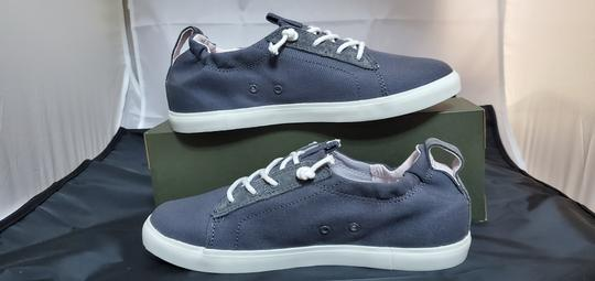Timberland Grey Canvas Athletic Image 4