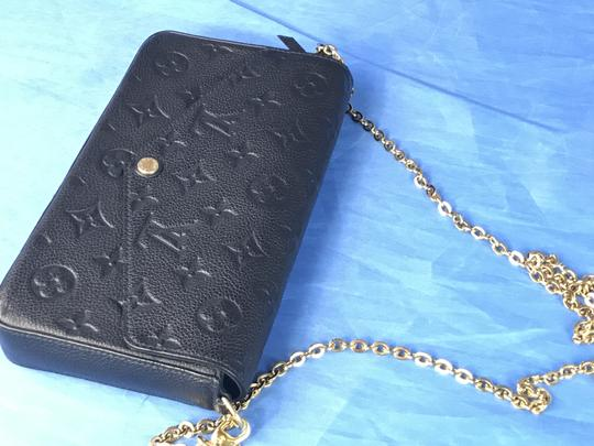 Louis Vuitton Lv Pochette Felicie Pouch Cross Body Bag Image 6