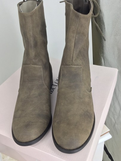 Just Fabulous Tan Boots Image 7