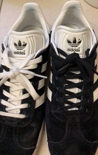 adidas Black Athletic Image 2