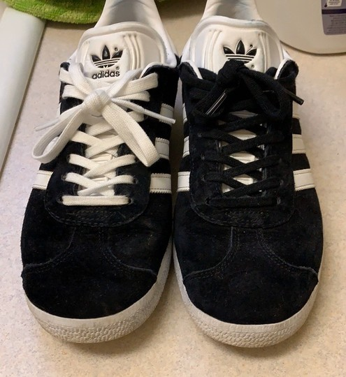 adidas Black Athletic Image 3