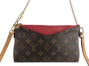 Louis Vuitton Lv Pallas Chain Cross Body Bag