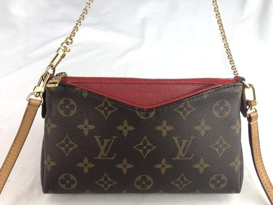 Louis Vuitton Lv Pallas Chain Cross Body Bag Image 11