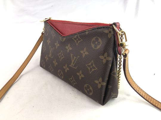Louis Vuitton Lv Pallas Chain Cross Body Bag Image 4