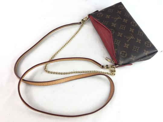 Louis Vuitton Lv Pallas Chain Cross Body Bag Image 5