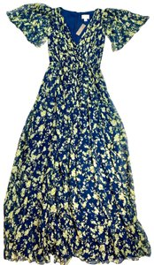 patterned Maxi Dress by J.Crew