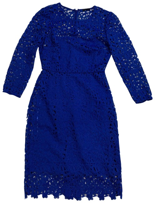 Preload https://img-static.tradesy.com/item/26183292/jcrew-blue-collection-mid-length-cocktail-dress-size-0-xs-0-1-650-650.jpg