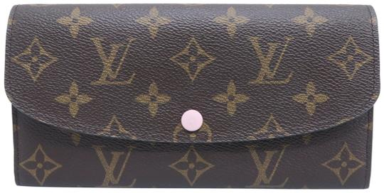 Preload https://img-static.tradesy.com/item/26183365/louis-vuitton-brown-emilie-monogram-canvas-wallet-0-1-540-540.jpg