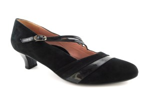 BeautiFeel Patent Lilou Mystique Maisy Leonide Black Pumps