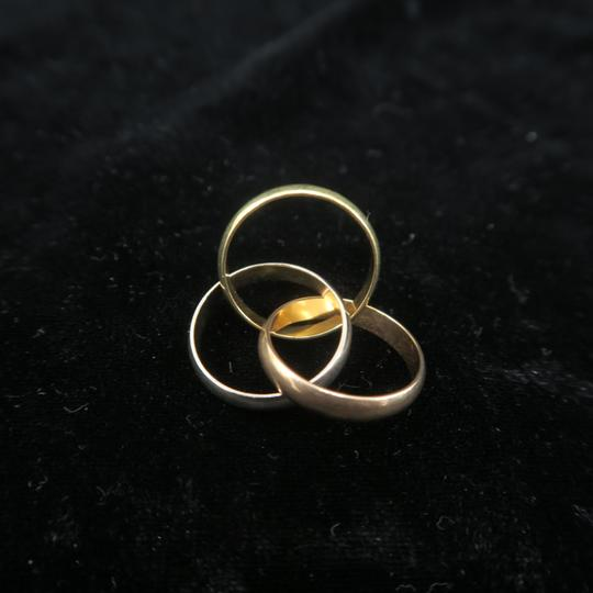 Cartier Cartier Trinity Classic Ring Designer size 49 Image 4