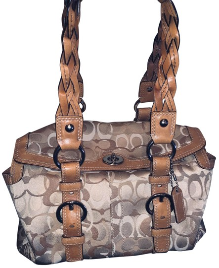Preload https://img-static.tradesy.com/item/26183516/coach-hobo-bag-jacquard-brown-fabric-and-leather-tote-0-1-540-540.jpg
