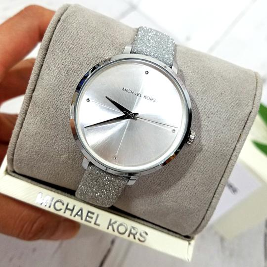 Michael Kors NEW Women's Charley Silver-Tone Watch MK2793 Image 2
