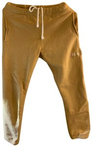 Champion Relaxed Pants yellow
