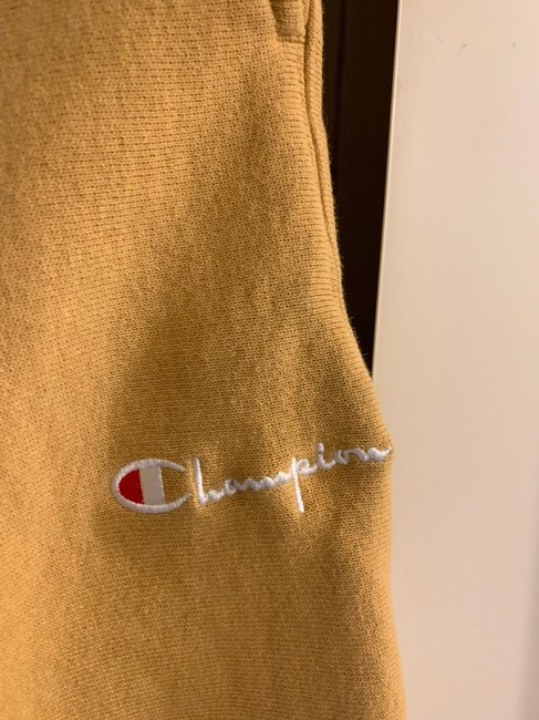 Champion Relaxed Pants yellow Image 2