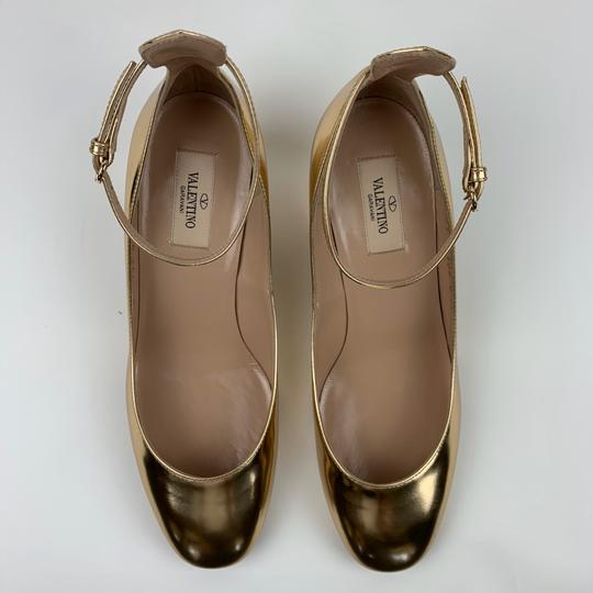 Valentino Gold Pumps Image 7