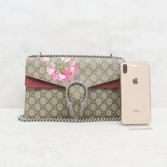 Gucci Dionysus Canvas Small Shoulder Bag Image 1