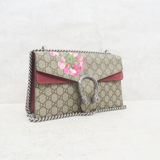 Gucci Dionysus Canvas Small Shoulder Bag Image 3
