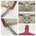 Gucci Dionysus Canvas Small Shoulder Bag Image 7
