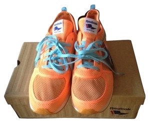 Reebok Orange/blue Athletic