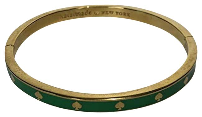 Item - Green New York Bangle (Spot The O0ru2565) Bracelet