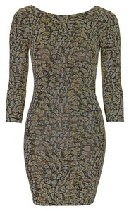 Topshop Stretchy Bodycon Dress