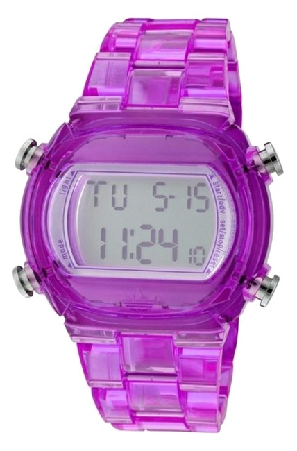 Item - Purple Adh6506 Without_box Watch