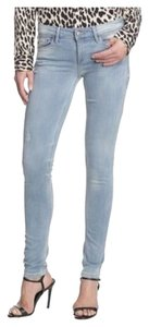 SOLD Design Lab Skinny Jeans-Light Wash