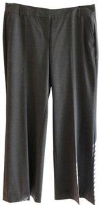 Forth & Towne Trouser Pants gray