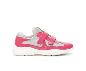 Prada Pink gray Athletic