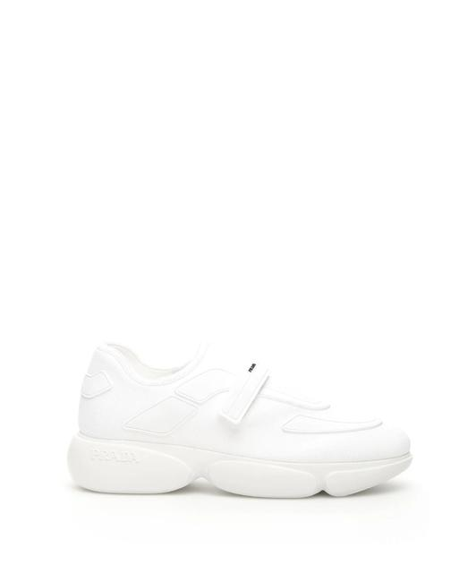Item - White Cr New Cloudbust 5 Sneakers Size EU 35 (Approx. US 5) Regular (M, B)