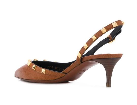Valentino Brown Sandals Image 2