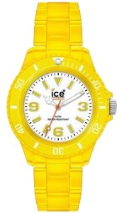 Ice Ice NE.YW.S.P.09 Women Neon Collection Clear Yellow Plastic