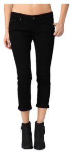 Paige Capri/Cropped Denim-Dark Rinse