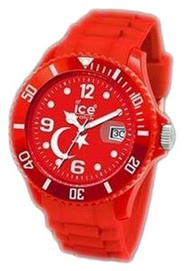 Ice Ice Men's WO.TR.B.S.10 Red Analog Quartz Watch with Red Dial