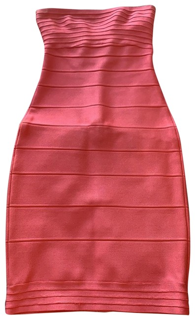 Item - Coral 00100699 Mid-length Cocktail Dress Size 0 (XS)