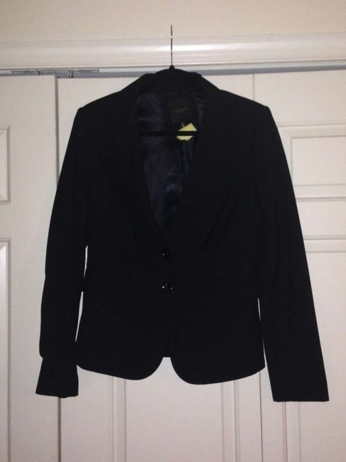 The Limited Black Collection 2-Button Blazer