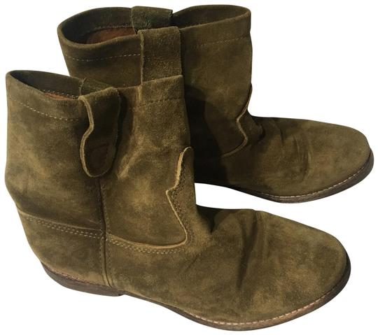 h and m brown boots