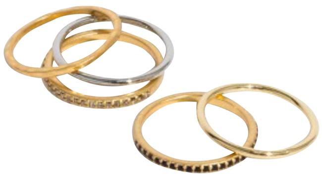 Madewell Filament Stacking Set Size 6 Ring Madewell Filament Stacking Set Size 6 Ring Image 1