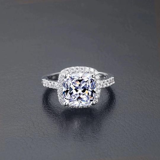 New In Stock Let Me Know In Message. Vvs1 Band Piece Set. No Tarnish Or Fade. New Engagement Ring Image 1