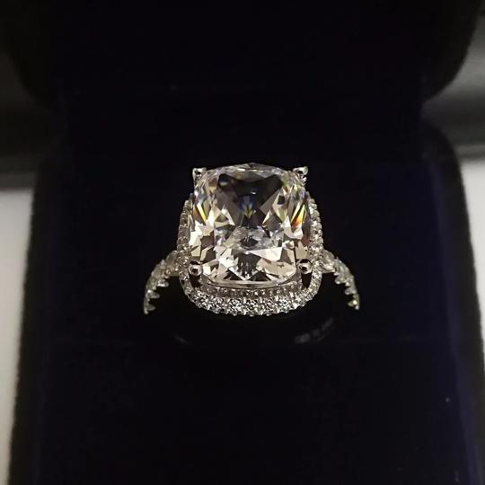 New In Stock Let Me Know In Message. Vvs1 Band Piece Set. No Tarnish Or Fade. New Engagement Ring Image 3