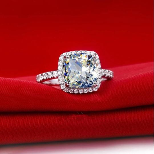 New In Stock Let Me Know In Message. Vvs1 Band Piece Set. No Tarnish Or Fade. New Engagement Ring Image 5