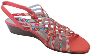 Impo Stretch Wedge New Multi Color Sandals