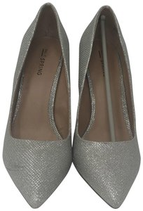 Call It Spring Silver Pumps