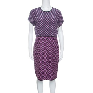 Purple Maxi Dress by Victoria, Victoria Beckham Diamond Silk