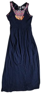 navy Maxi Dress by Meghan LA