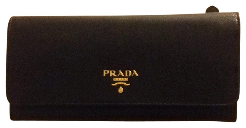 9ad4f4bf826c6e Prada Authentic Prada Saffiano Leather Wallet Tri Color Pink Image 0 ...